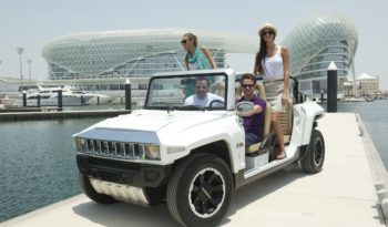 GoElectric Hummer HX T Limo full