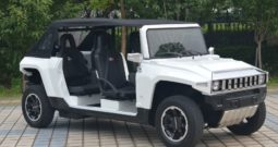 GoElectric Hummer HX T Limo