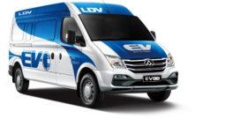 LDV EV80 Van
